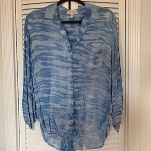 Cloth & Stone button up blouse
